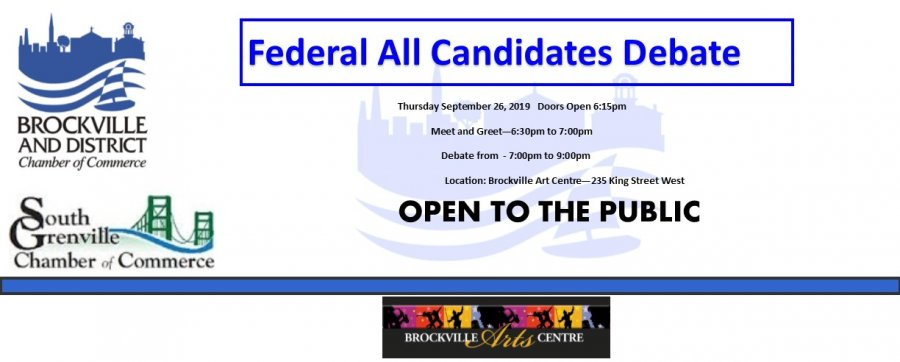 Federal All Candidates Debate
