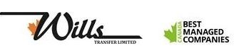 Wills Transfer Limited